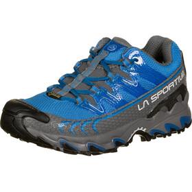La Sportiva Ultra Raptor GTX Running Shoes Women steel/azure